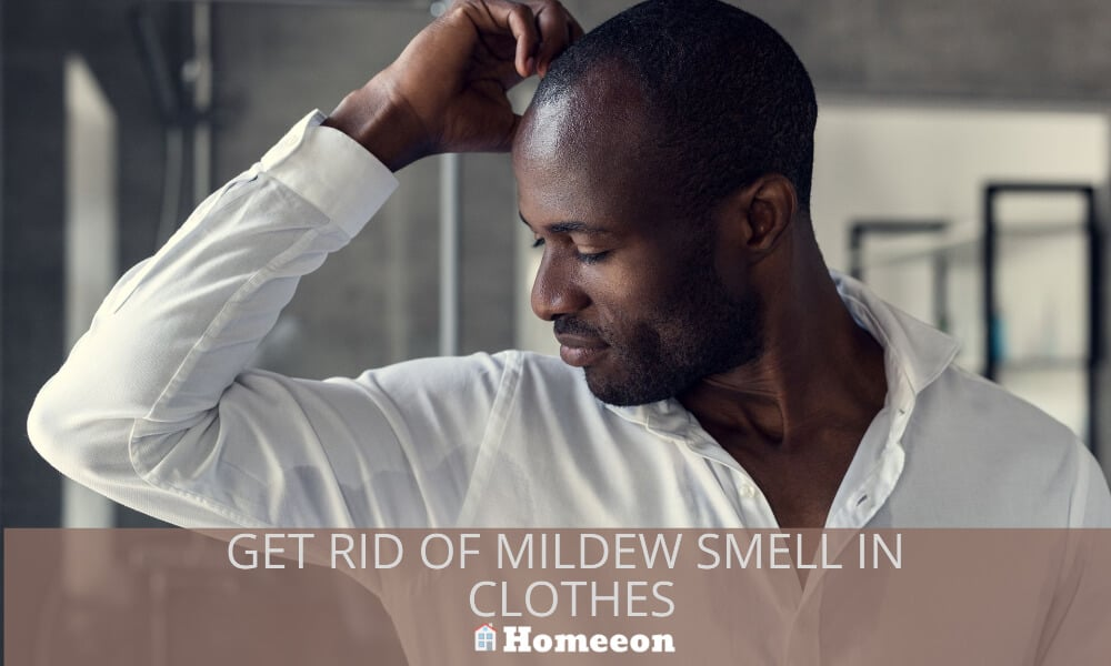 mildew smell in clothes