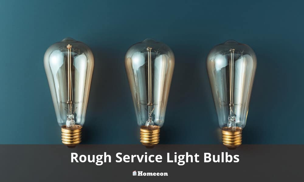 Rough Service Light Bulbs