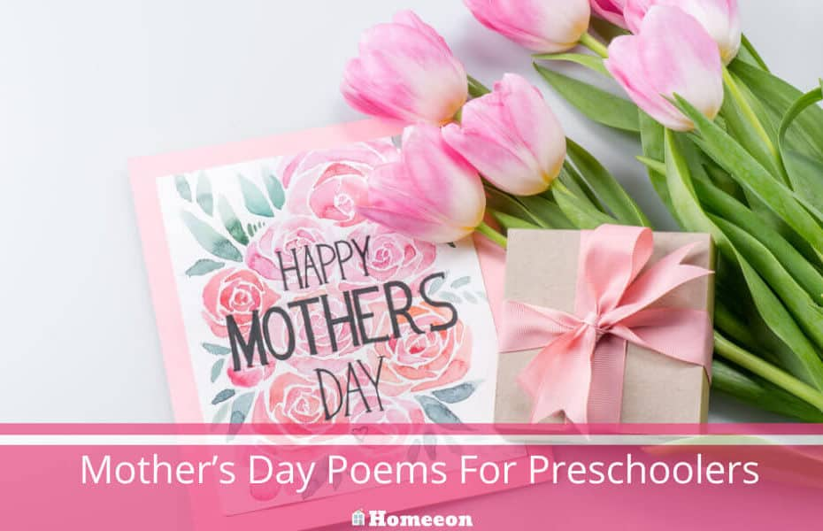 Mother's Day Poems For Preschoolers