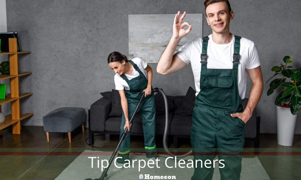 Do You Tip Carpet Cleaners