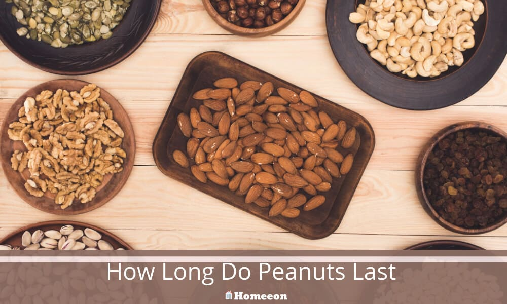 How Long Do Peanuts Last