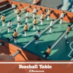 How Much Is A Foosball Table?