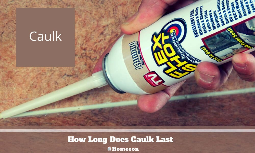 How Long Does Caulk Last