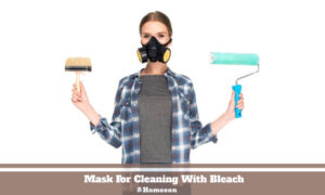 Best Mask For Cleaning With Bleach