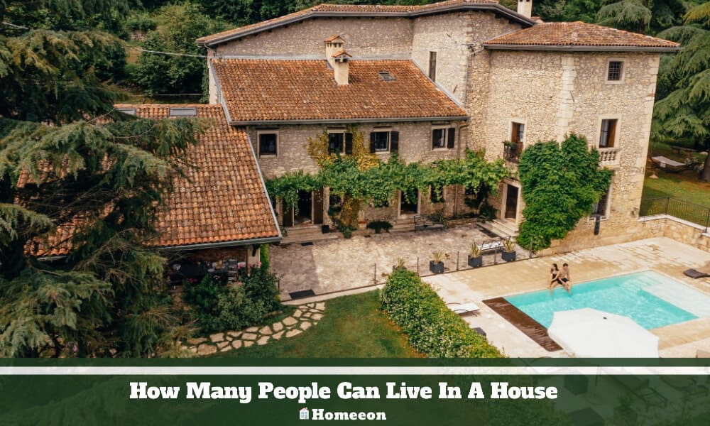How Many People Can Live In A House