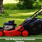 What Is The Cost Of Repairing A Lawnmower?