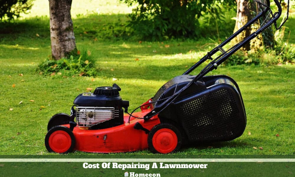 Cost Of Repairing A Lawnmower