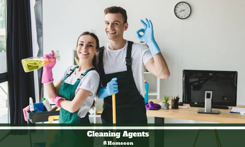 How Cleaning Agents Work