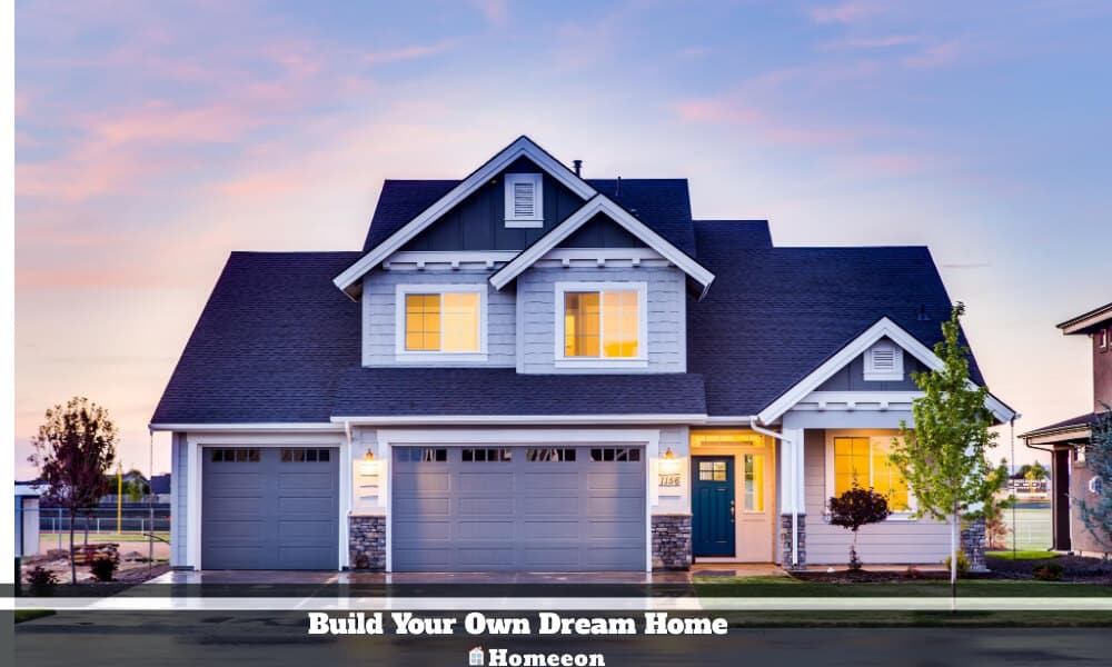 Legally Build My Own House