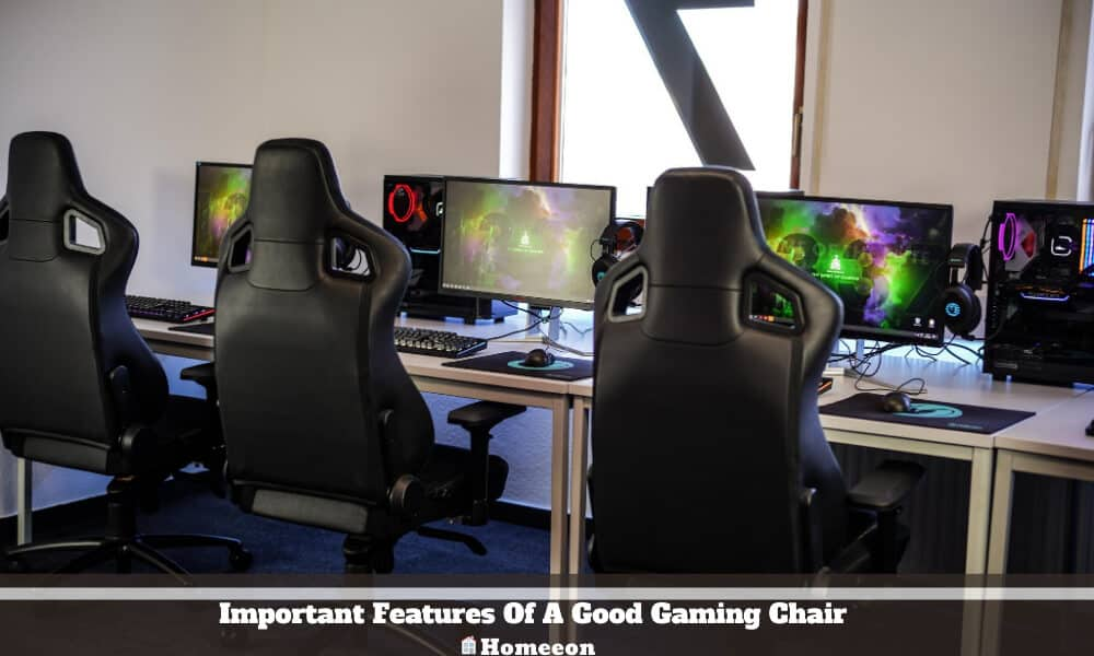 Gaming Chairs Good For Your Back