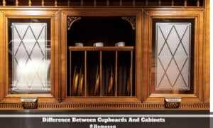 Cabinets VS Cupboards