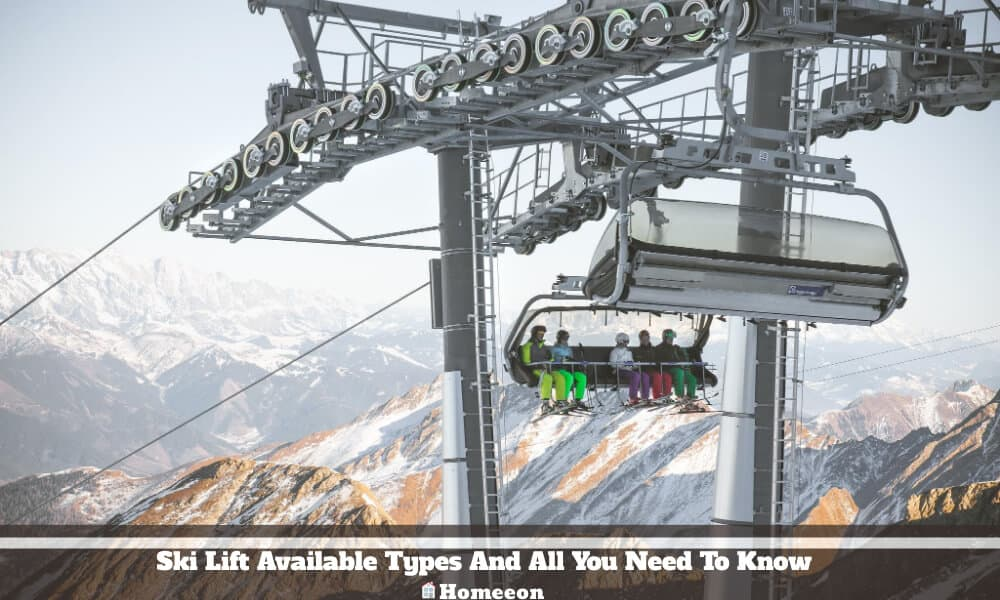 Ski Lift Available Types And All You Need To Know