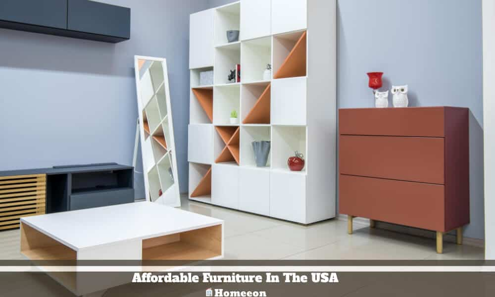 Affordable Furniture In The USA