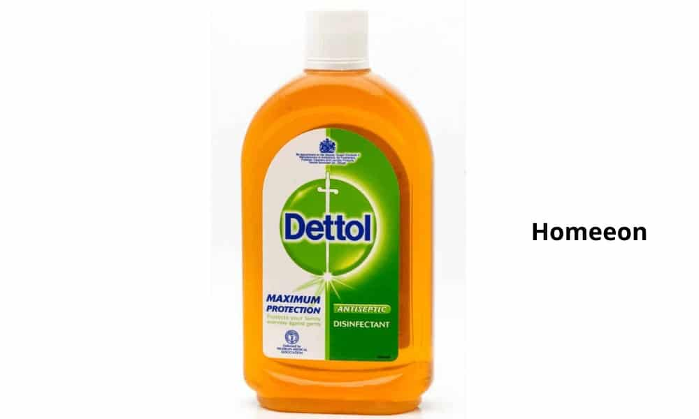 Use Expired Savlon, Dettol, Or Any Antiseptic To Clean The Floor