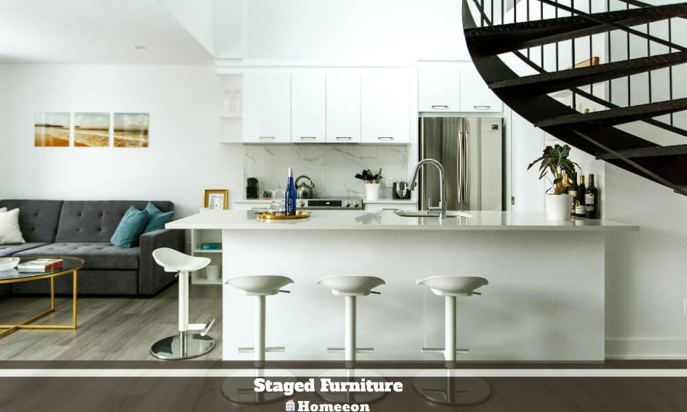Staged Furniture