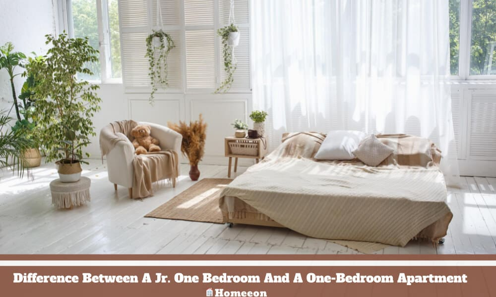 Jr. One Bedroom And A One-Bedroom Apartment