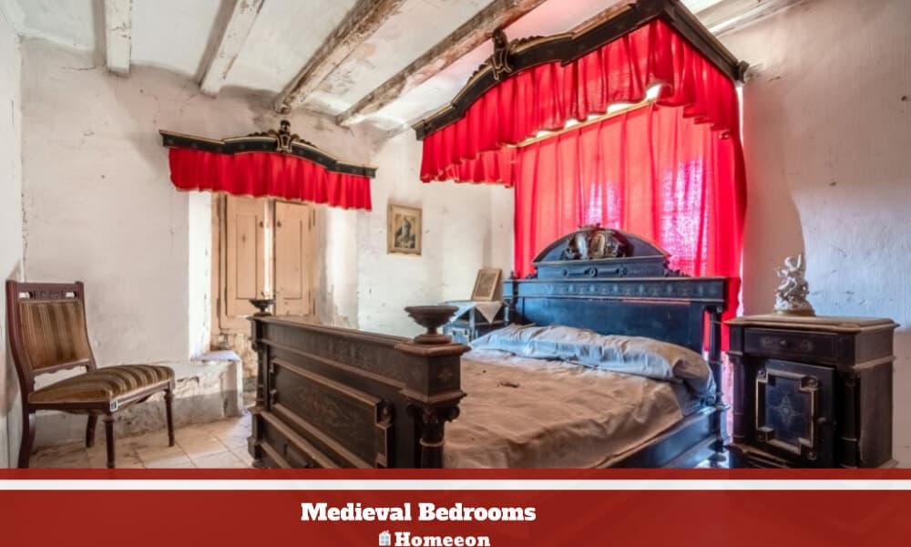 Medieval Bedrooms