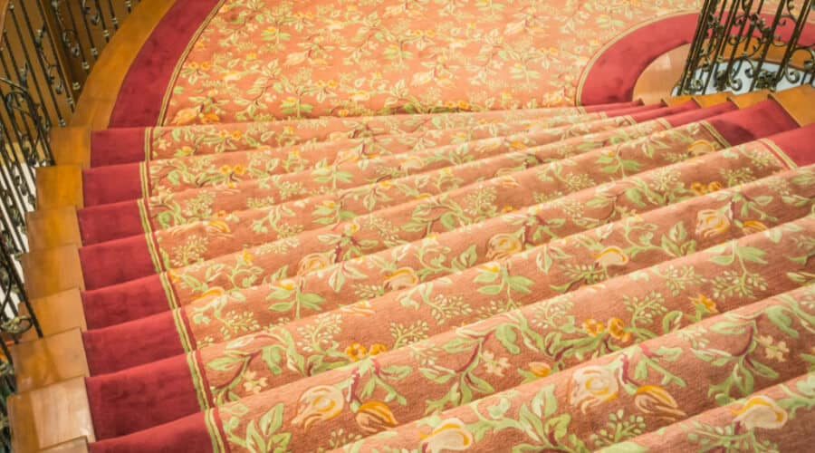 Effective Ways Of Protecting Carpeted Stairs