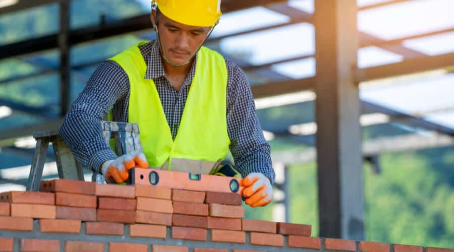 Step By Step Guide Of Building A Brick Wall