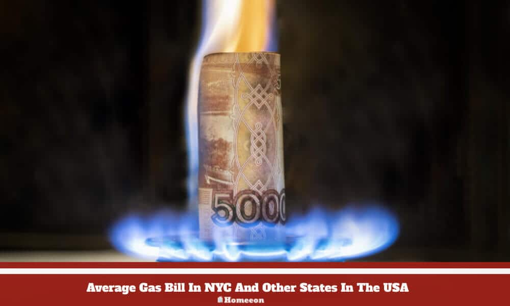 Average Gas Bill In NYC