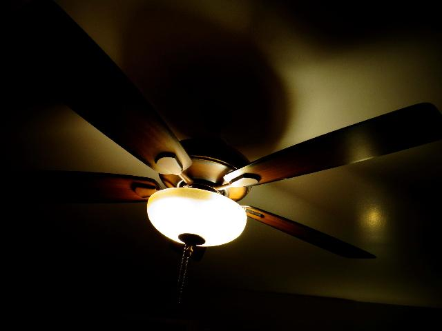 how long does ceiling fans last