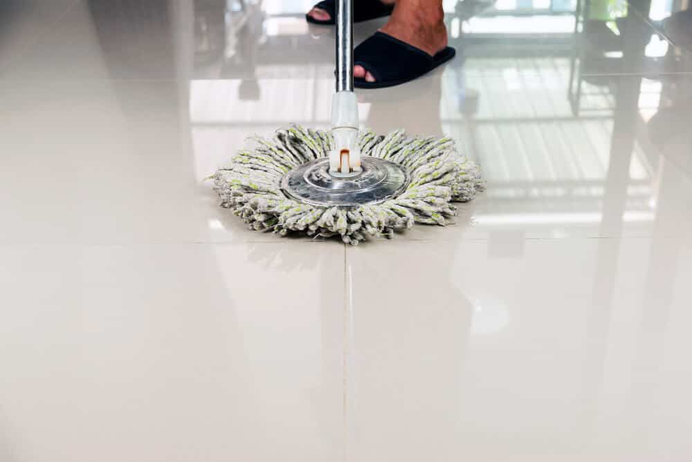 Stone and Tough Tile Floor Mop