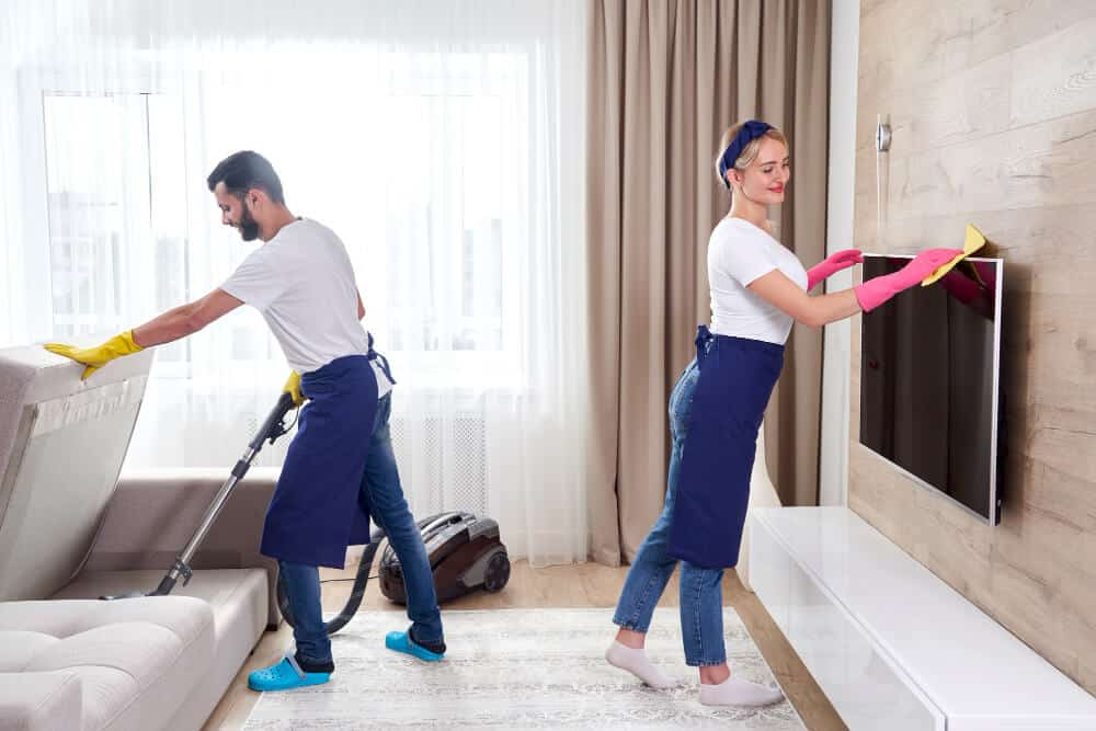 Vacuum Cleaning Business