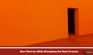 How Thick Are Walls