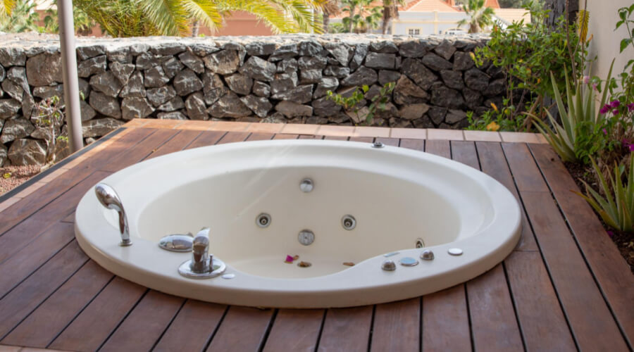 How To Remove A Jacuzzi The Easy Way