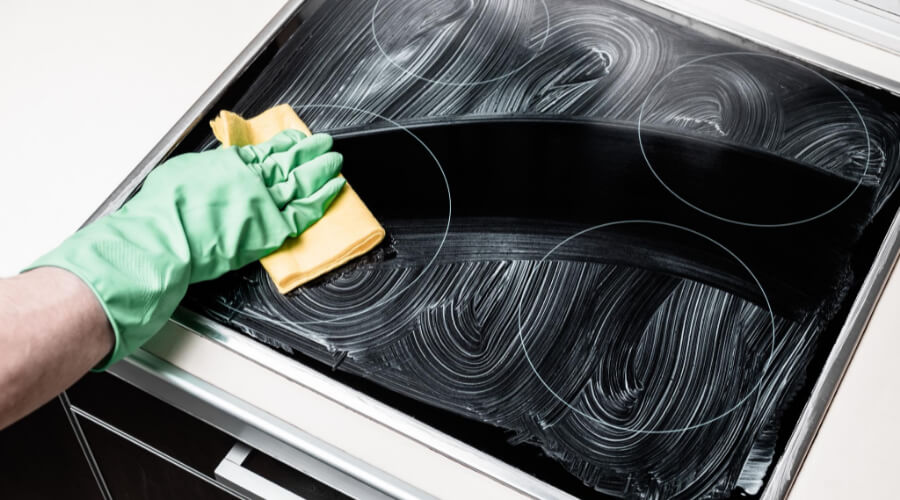 How To Remove Scratches From The Glass Top