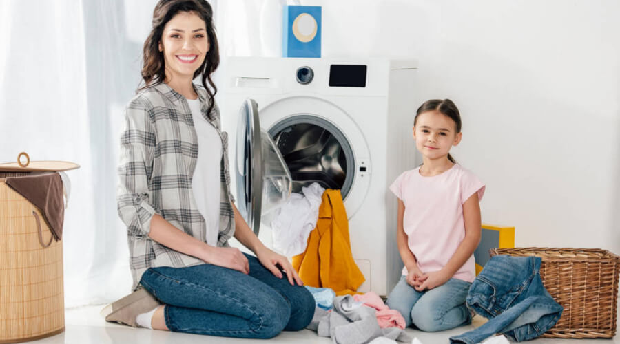 Alternatives To Using Detergents For Washing Clothes